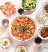 「フライパンでチキンバスク風と洋食の日」の画像(1枚目)