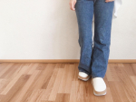 スリッパ履くだけで体感トレーニング❗️ It's like comfort sandals おうち時間に太ったという声もよく聞きます。私はといえば、停滞してます。…のInstagram画像