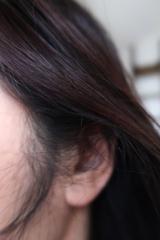 白髪染めとは違いヘアケアにこだわったヘアカラートリートメントです。の画像(12枚目)