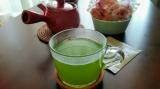 【モニター】濃い緑色でまろやかな宇治茶♪の画像(1枚目)