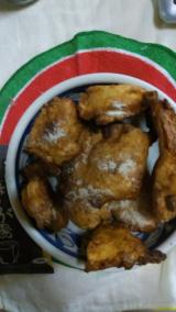 黒酢しょうが湯で、簡単ドーナッツを作ってみました~☆の画像(3枚目)