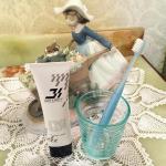 \サプリと歯磨き粉で徹底ケア!/薬用歯みがき粉ブレスマイルクリア@bresmile_official .以前ご紹介させていただいた#ブレスマイル の同シリーズの歯磨き粉も併せて…のInstagram画像