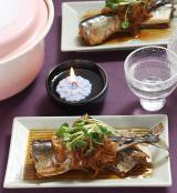 「秋刀魚の韓国風煮」の画像(1枚目)