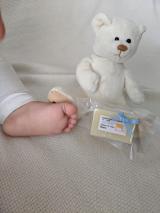 見つけた!赤ちゃんとママのための石鹸の画像(1枚目)