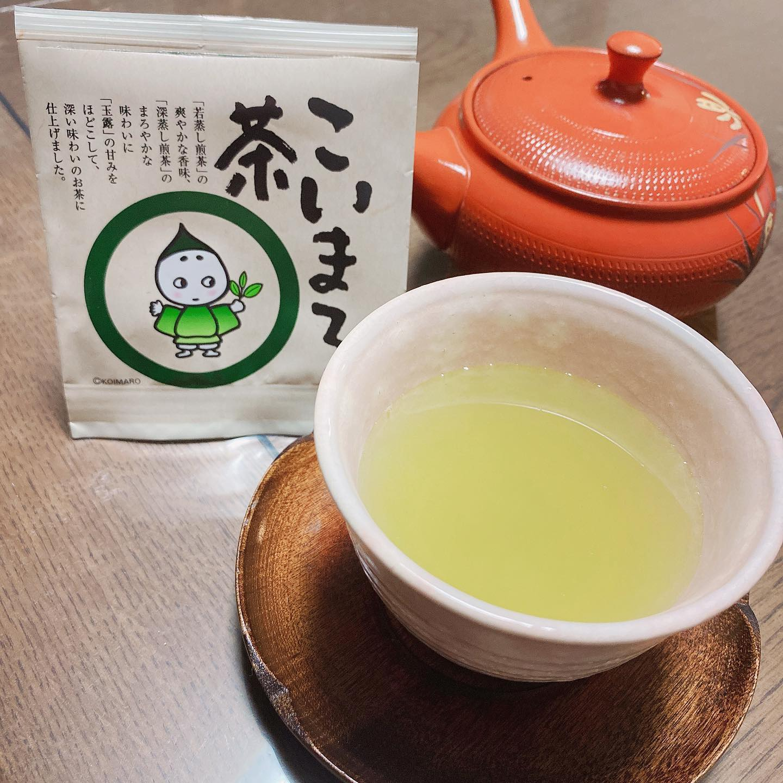 口コミ投稿:🌸🌸宇治田原製茶場様より《こいまろ茶》🍵いただきました😌💕パッケージが可愛くて…