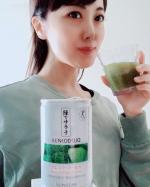 💚#健康維持 のために1日2缶💚以前ご紹介した日本で唯一の特定保健用食品 の【#緑でサラナ 】を飲み始めてから1ケ月が経ちました☺️ブロッコリーやキャベツなどの野菜パワー(SMCS 天然アミノ…のInstagram画像