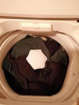 人にも環境にもやさしいケイ素でお洗濯♡の画像(3枚目)
