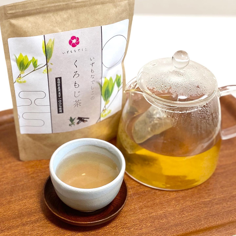 口コミ投稿:.リラックスにぴったり♪いずもなでしこの『くろもじ茶』お気に入りです。.珍しいお茶…