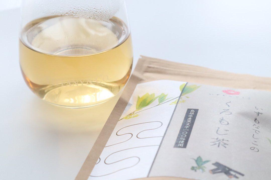口コミ投稿:いずもなでしこの くろもじ茶🌿.『ふくぎ茶』とも呼ばれてて『飲む人に福がくるよう…