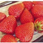 イチゴがまだまだ美味しいね🍓#monmarche #野菜をMOTTO #野菜をもっと #スープ #レンジ #カップスープ #モンマルシェ #簡単 #野菜 #時短 #備蓄 #子ども #常温保存 …のInstagram画像