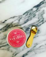 バースバンク株式会社さんの「ナマシア 生シアバター 」をお試しさせていただきました♡たっぷり50gで2000円ほどです✧︎✧︎最近 コロナの影響で手を洗う回数、消毒が増え、それでなくても肌…のInstagram画像