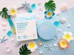 [G9 WHITE +UV CUSHION CREAM #COOL]をお試しさせて頂きました!こちらは韓国発の牛乳タンパク質配合ウユクッションクリームにひんやりクールタイプ(夏限定発売 税抜1…のInstagram画像