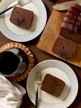 ココアパウンドケーキの画像(1枚目)