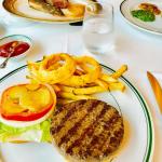 Very happy birthday with steak and hamburger at Wolfgang!  #steak #wolfgang #hamburger #birthday…のInstagram画像