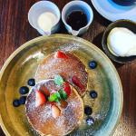 Sweet breakfast at Park Hyatt Kyoto #monmarche #野菜をMOTTO #野菜をもっと #スープ #レンジ #カップスープ #モンマルシェ #簡単 #野菜…のInstagram画像