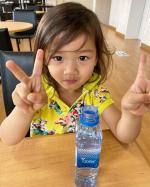 アイザーピュアウォーターをお出かけに持って行ったよ💙美味しく水分補給できて、250mlのコンパクトなボトルだから持ち運びに便利で、子ども用にもよかった💙...#oxygenizer…のInstagram画像