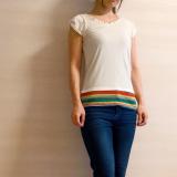 「【DIY】アップサイクルTシャツ!」の画像(1枚目)