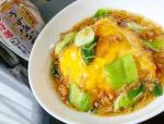 おはようございます♡♡ 今日の朝ごはんは、@monipla_official 様からの、@tableland_official 様の『うす塩なめ茸』を使って天津飯風に♪♪ ご飯に卵乗せて、チンゲン菜&…のInstagram画像