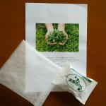 お茶の通信販売をしている「宇治田原場製茶場」のお茶石けん今回お試しする機会に恵まれました♪お茶の石鹸は初めて。同封のネットで泡たてるとお茶の香りがほんのりとしてモコモコ泡が♪さっぱりし…のInstagram画像