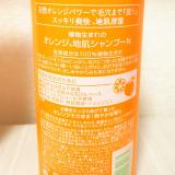 【(株)石澤研究所】植物生まれのオレンジシャンプーN&トリートメントNの画像(3枚目)