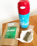 ..オーガニック 生葉(ナマハ)ルイボスティー☕️🌿.ルイボスティーの中でも、オーガニック認証を取得した最高級グレードの茶葉を100%使用!生葉(ナマハ)ルイボスティーは、…のInstagram画像