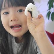 「おにぎり」ごはん彩々「お米を食べている笑顔写真」募集!の投稿画像