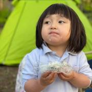 「白米のおにぎり大好き!」ごはん彩々「お米を食べている笑顔写真」募集!の投稿画像