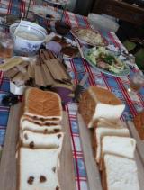 三密をさけてスイーツPARTY パンにお米に調味料に!/yukienglishさんの投稿