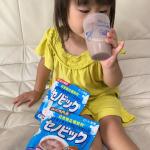 CMでよく見かけるセノビック🎶・ずっと気になってて飲んでみたよ💓・・いろいろ味があるけどミルクココアといちごミルクをチョイス😋・・ミルクココアはあたたかい牛乳で溶かさな…のInstagram画像