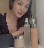 💟シンプルケアで#美肌 を叶える💟毎朝愛用中の#アクアクレンジング ✨🌿このアマルディア化粧品 さんより、『アマルディアスターターセット』が出たことを知り、以前から気になっていたため、…のInstagram画像