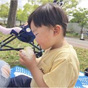 「幸せの味」ごはん彩々「お米を食べている笑顔写真」募集!の投稿画像