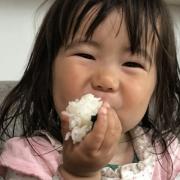 「ご飯大好き」ごはん彩々「お米を食べている笑顔写真」募集!の投稿画像