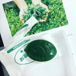♡京のお茶石けん♡...【内容】.宇治田原製茶場が作っている石けん。有機栽培の宇治茶エキスとカテキンが豊富な二番茶のみを使用して作られているそうです。...【感…のInstagram画像