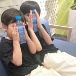 **【アイザーピュアウォーター】**大人も子供も安心安全にごくごく飲める、ピュアミネラルウォーター🌸**子供の手にもぴったりおさまる250mlのオシャレなボトル✨*…のInstagram画像