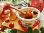 見てください‼️このゴロッと野菜🥕たっぷり😋それは大満足するわけだ💕…静岡産あかでみトマト🍅で煮込まれた7種類の野菜と3種類の豆が入っていて優しい甘さで大満足💕🤩…@y…のInstagram画像