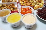 野菜を食べる#レンジカップスープ 🍅🎃🌽国産野菜がゴロゴロ入ったあったかいスープです✨レンジで1分!容器そのままで少し隙間を開けるだけ😍自宅で手軽に美味しいスープが楽しめます😊…のInstagram画像