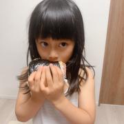 「娘」ごはん彩々「お米を食べている笑顔写真」募集!の投稿画像