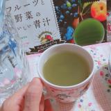 フルーツ入りで美味しい青汁の画像(3枚目)