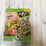 「お野菜まる ゴーヤチャンプルーの素で便利に一品を」の画像(1枚目)