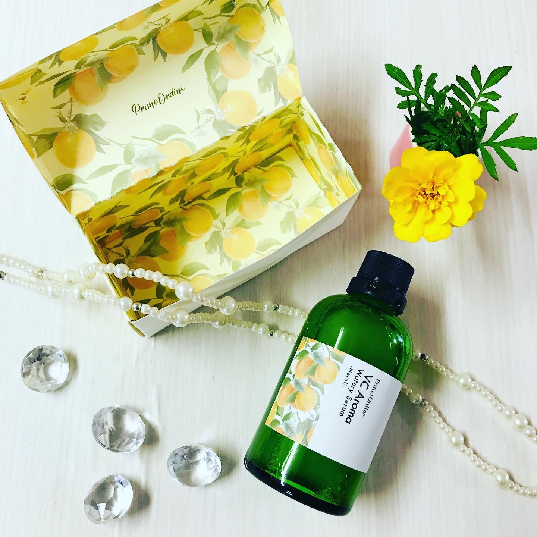 口コミ投稿:プリモディーネから香り高いオーガニックアロマのビタミンC美容水✨ 「VC Aroma」…