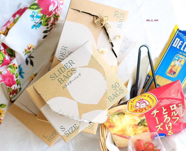 口コミ投稿:・・LOHACO さん(@lohaco.jp)から発売中の冷蔵・冷凍対応スライダーバッグ☺️・☑︎ S…