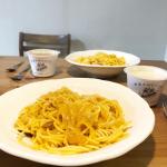 モンマルシェ野菜を食べるレンジカップスープ大きめの国産野菜がゴロゴロと入った美味しいスープ間がレンジで1分簡単に食べられます❣️ちいさなこどもがいると夕食作りの時間を見つけるのが本…のInstagram画像