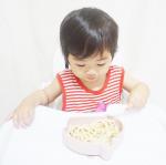 爆食いゆいちゃん🤗💓..お昼ご飯は基本的にちゅるちゅるばっかり👌🏻✨ちゅるちゅる大好きだし簡単だからやっぱりそれに頼っちゃうよね〜😅💦..まだまだ食べる時は手掴…のInstagram画像