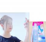 最近顔の日焼けが特に気になる私は黒龍堂さんのuvフェイスミスト50++++🤍@kokuryudo_cosme嬉しいことにメイクの上からシュッとかけられるところ✨今の季節…のInstagram画像