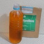 オーガニック生葉(ナマハ)ルイボスティー 500mlペットボトル用オーガニック認証を取得した最高級グレードの茶葉を100%使用した、『フレッシュ・キープ製法』でその場で香りを閉じ込め、『出来た…のInstagram画像