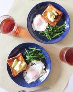 *.*.Breakfast 🍳*.*.いつかの朝ごはん♥。・゚お野菜とタンパク質の卵にパン。ヘルシーだけどかなり満足な朝ごパンだったよ( ˃̶͈ ᴗ ˂̶͈ )💓*.…のInstagram画像