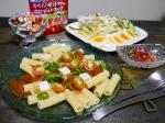 *・・スペイン産完熟トマトの冷たいジュレスープトマトの旨味とほのかな酸味が暑い夏にピッタリ冷蔵庫から出してすぐに使える冷たいスープです。ジュレタイプなの…のInstagram画像