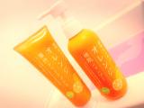 フレッシュなオレンジシャンプー/トリートメントの画像(1枚目)