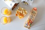 罪悪感ない!?おやつタイムはギルトフリーなチップス&ストレートオレンジジュースの画像(1枚目)