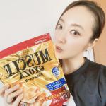 運動の後はもちろんコレ〜🥟😋👍株式会社信栄食品 @sinei_gyoza #マッスルギョーザ 1袋 (40個)1,980円・3袋まとめ買い4,980円送料込み…のInstagram画像